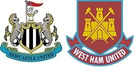 Newcastle-westham-badges